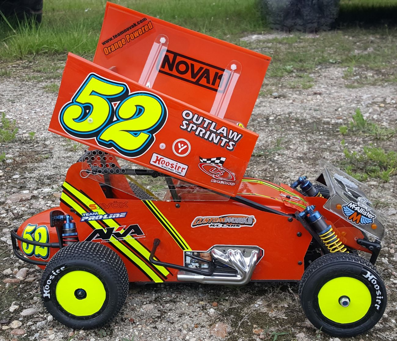 Allstar Street Stocks - Allstar R/C Dirt Series