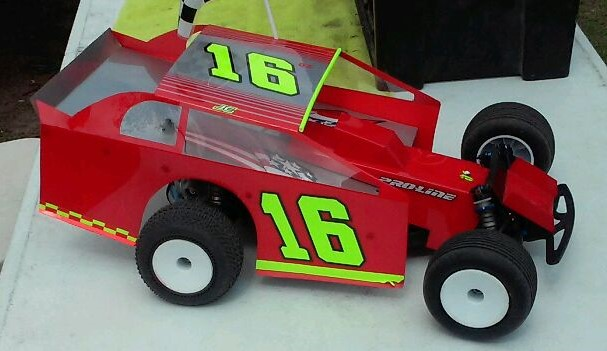 Rules - Allstar R/C Dirt Series