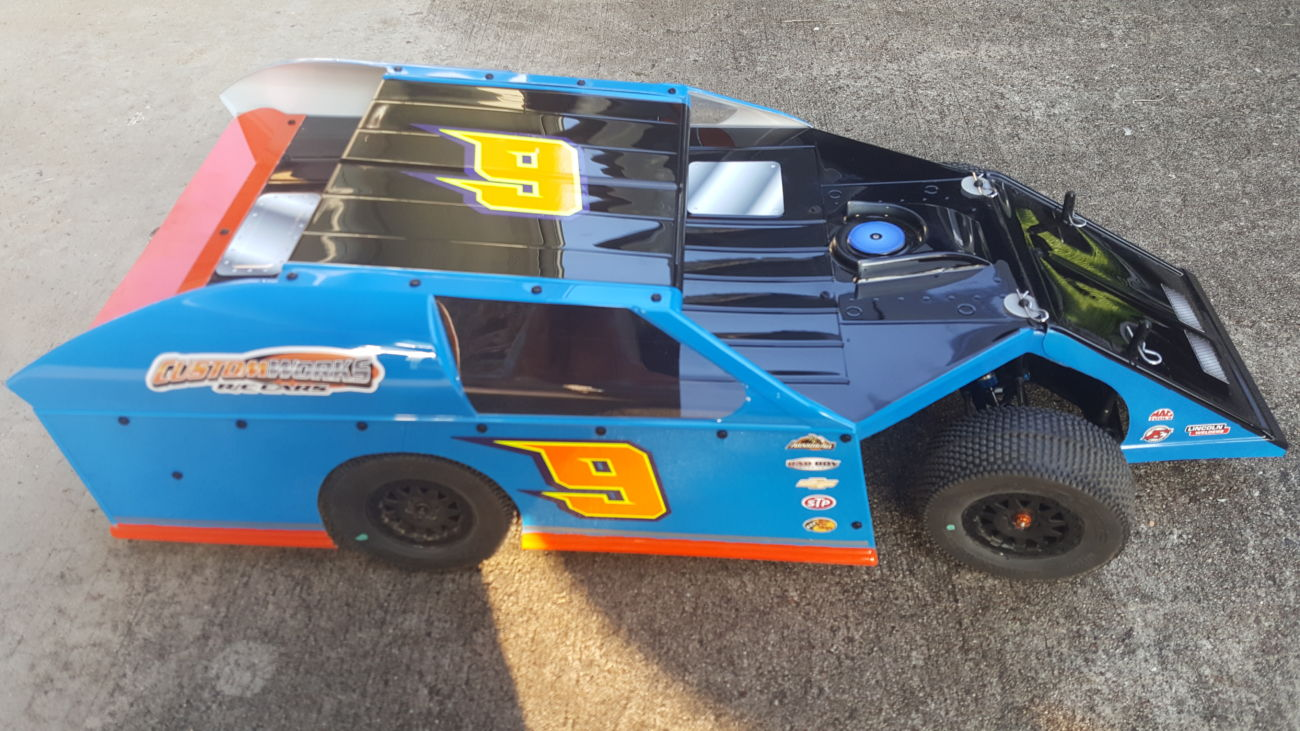 CustomWorks Tornado Modified Body