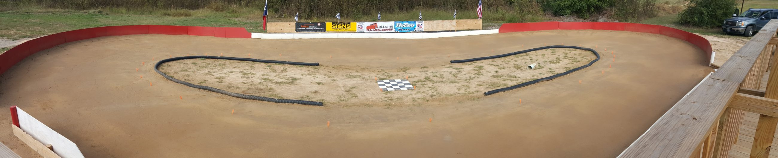 Dirt Oval